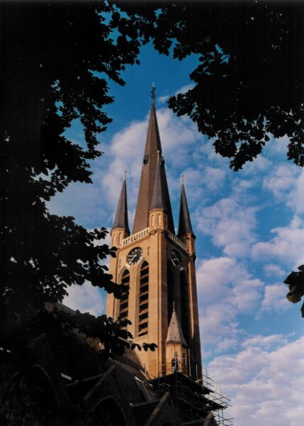 Foto kerk toren
